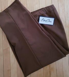 Size 30 brown slacks